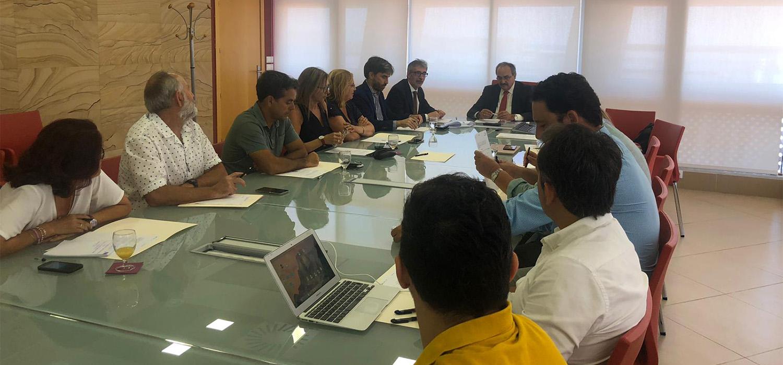 Reunión del Pleno del Consejo Social de la UCA