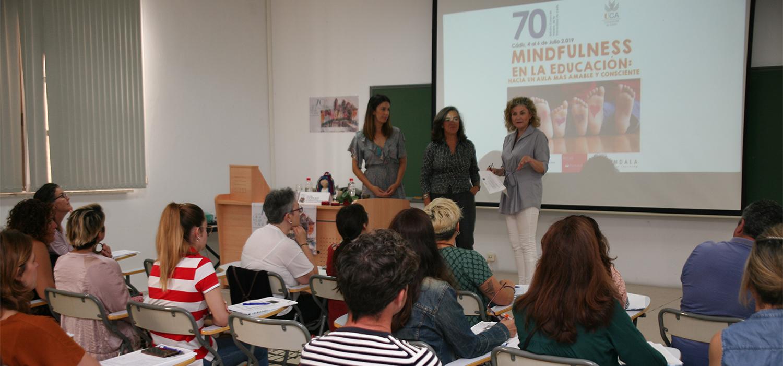 Casi 650 alumnos y 215 ponentes participan en las 30 actividades formativas de los 70ª Cursos de Verano de Cádiz