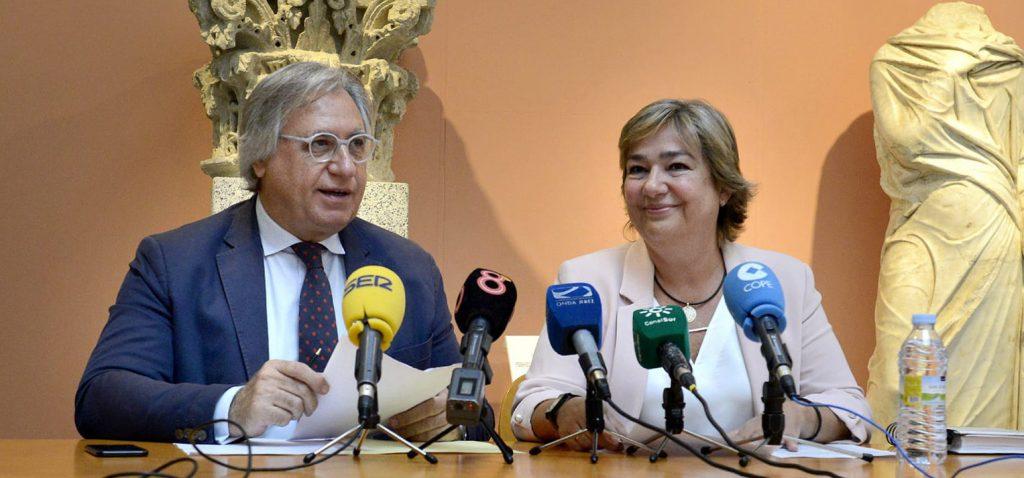 UCA y Ayuntamiento presentan la programación de los XXIV Curso de Otoño de Jerez