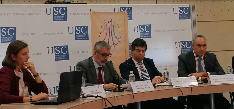 La UCA, modelo de universidad europea en el Encuentro Internacional del Grupo Compostela de Universidades