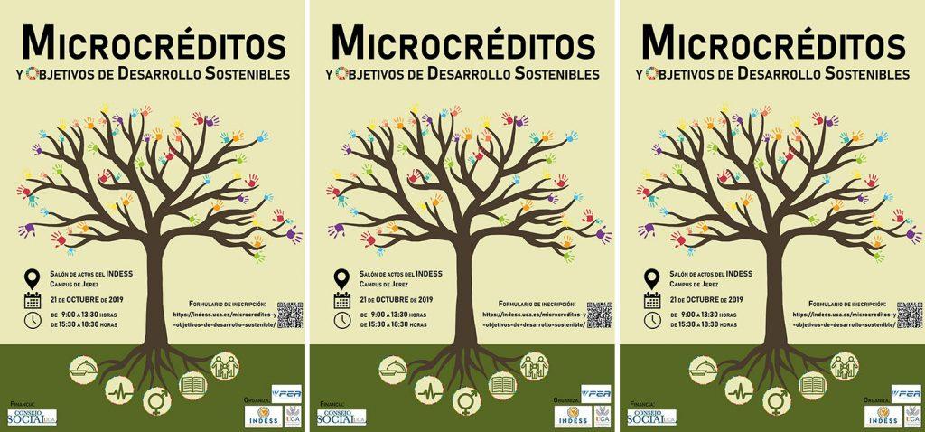 La UCA celebra el seminario 'Microcréditos y objetivos de desarrollo sostenibles' en el Campus de Jerez