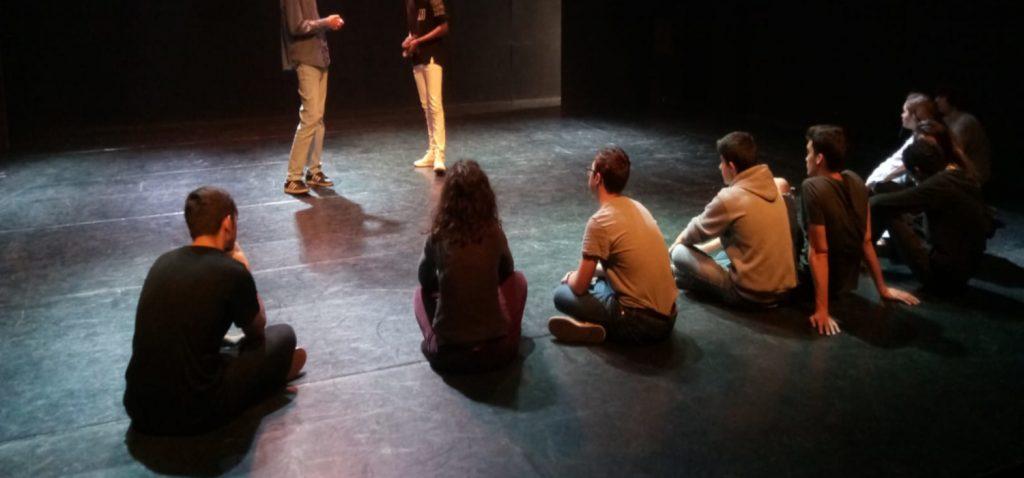 Formación teatral