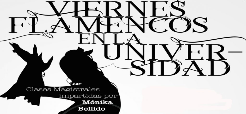 Comienzan los Viernes Flamencos en el campus Bahía de Algeciras de la Universidad de Cádiz de la mano de la bailaora Mónika Bellido