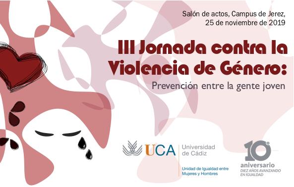 III Jornada Violencia de Género