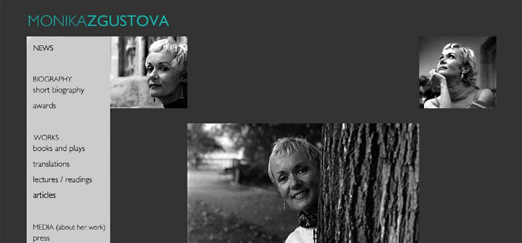 Monika Zgustova protagoniza mañana 'Érase una vez una voz'