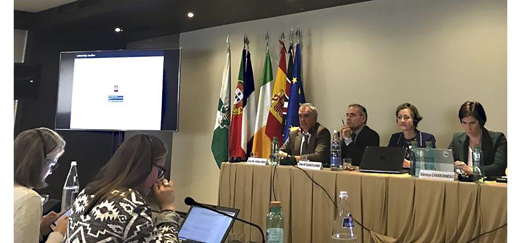 CEI·Mar representa a Andalucía en la Conferencia de Regiones Periféricas y Marítimas de Europa