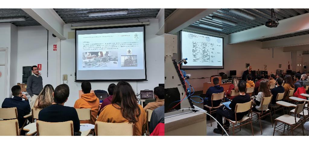 La EPS de Algeciras acoge las IV Jornadas sobre Neumática Industrial