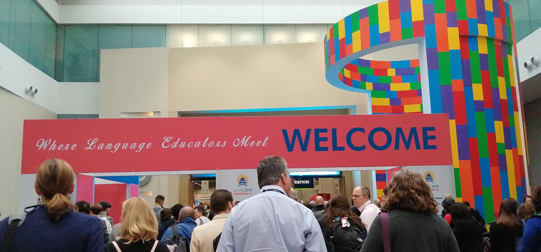 La UCA, presente en la Convención Anual y Expo de Idiomas del Mundo en Washington