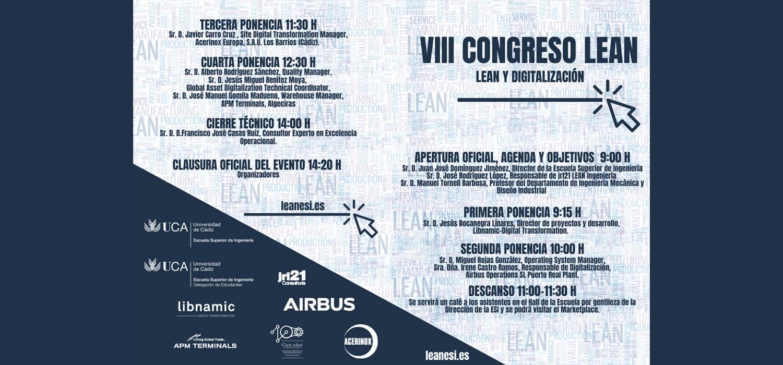 VIII Congreso Lean