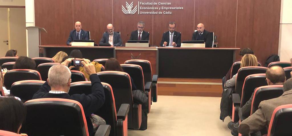 Los decanos y decanas de Psicología de toda España se reúnen en la UCA en su Conferencia de otoño
