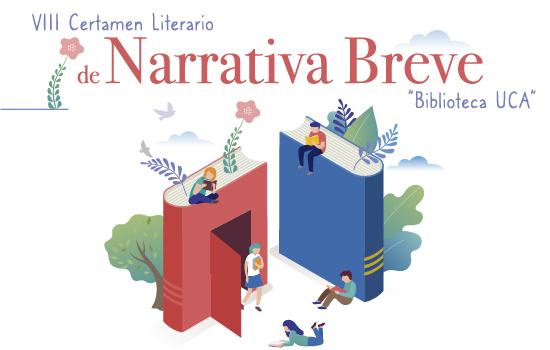 IMG VIII Certamen Literario de Narrativa Breve 'Biblioteca UCA'
