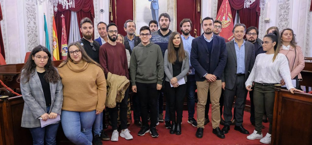 Cemabasa entrega las ayudas por orfandad a los estudiantes de la UCA