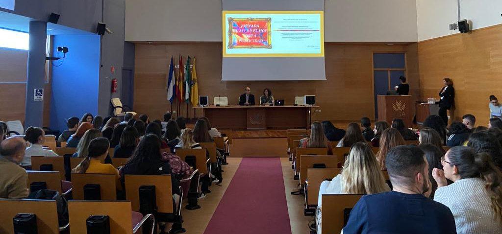 Jornada 'El ayer y hoy de la publicidad', en el Campus de Jerez