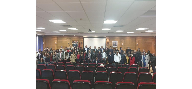 Tánger acoge las I Jornadas Internacionales del Centro Jean Monnet 'Inmigración y Derechos Humanos' de la UCA