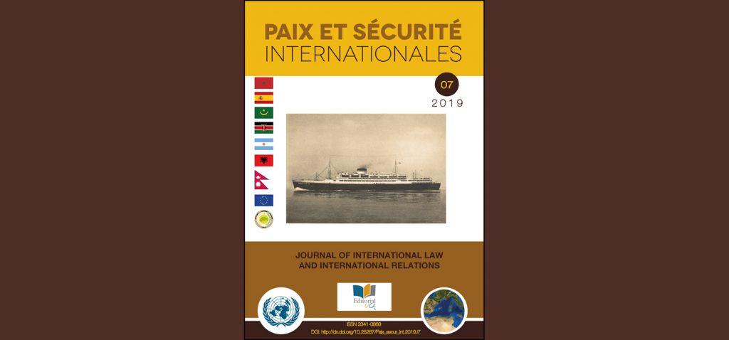 La editorial UCA publica el número 7 de la revista hispano-marroquí 'Paix et Securité Internationales'