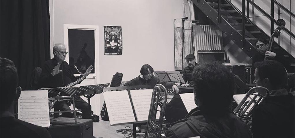 'Andalucía Big Band' y Eero Koivistoinen, esta noche en Campus Jazz Puerto Real