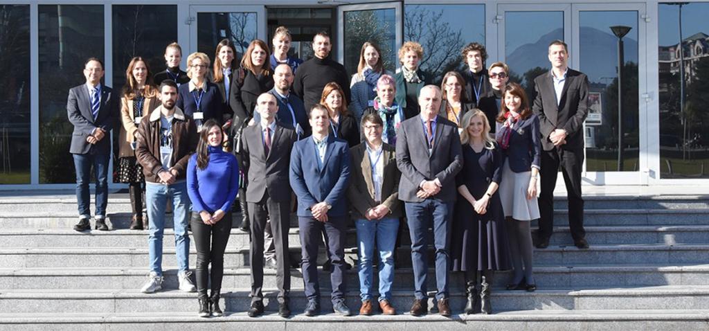 La UCA participa en un proyecto europeo sobre estrategia de internacionalización para sistema universitario de Montenegro