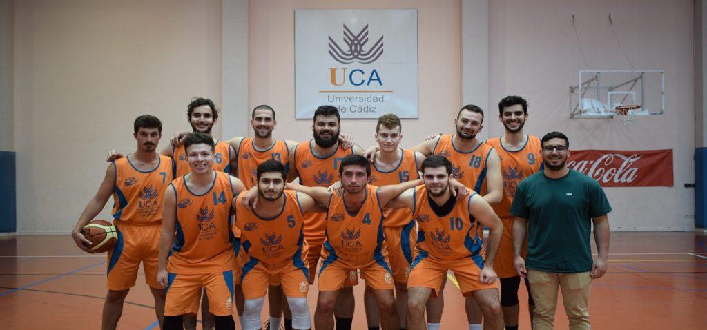 La UCA vence a la UJA y logra el pase para la fase final de los CAU 2020 de Baloncesto Masculino