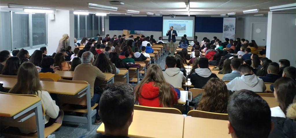 La EPS de Algeciras organiza con éxito de participación la II Semana de la Ingeniería Civil