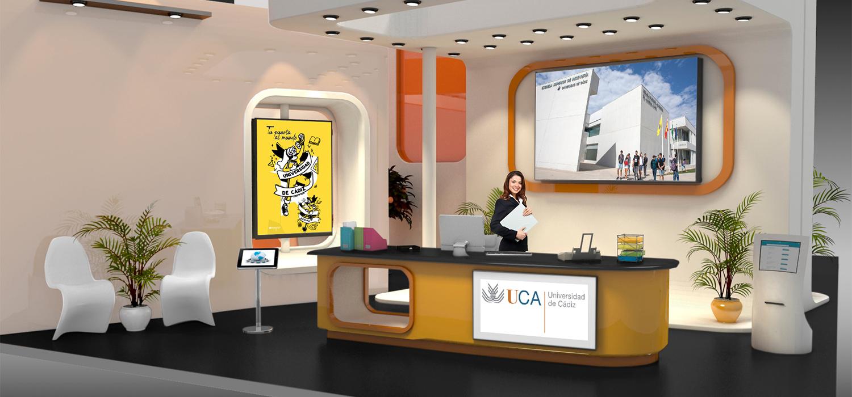 La UCA participa en el salón virtual del estudiante 'UNIFERIA'
