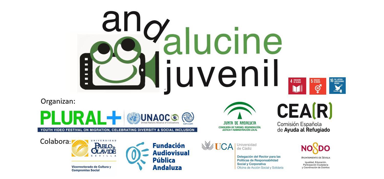 El II Festival 'ANDALUCINE JUVENIL' acercará tu visión sobre la realidad migratoria y la diversidad
