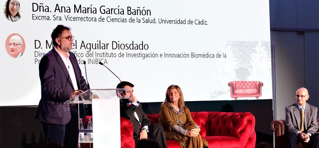 Un centenar de especialistas abordan en Cádiz las enfermedades inflamatorias de mecanismo inmunológico