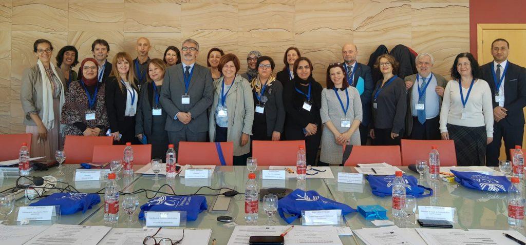 Reunión de lanzamiento del proyecto 'Innovación social y tecnología para mejor empleabilidad de mujeres tunecinas'