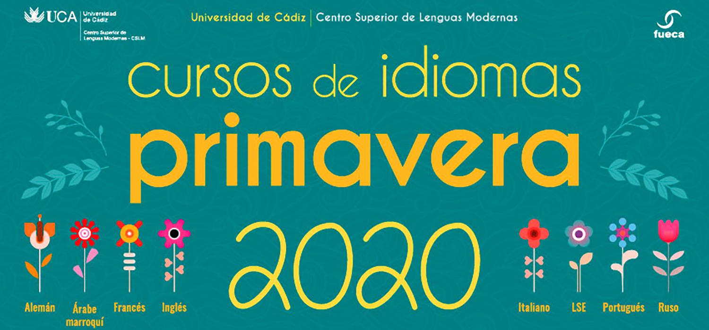 Los Cursos de Idiomas para Primavera del CSLM comenzarán el próximo miércoles 4 de marzo