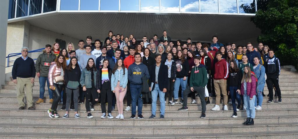La UCA acoge la celebración de la clasificación provincial de la XI Olimpiada Española de Geología