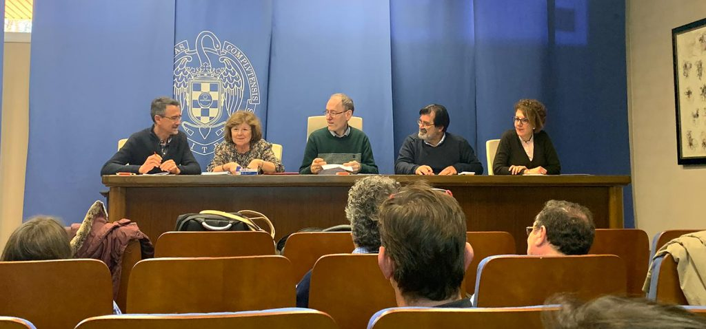 'CRONOPECES' celebra su reunión de lanzamiento en Madrid