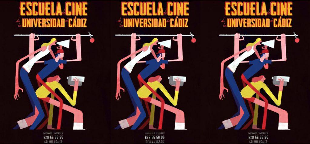 La Escuela de Cine de la UCA organiza una charla con el actor Adrián Pino