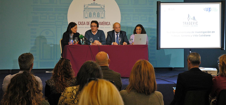 La UCA presenta en Cádiz la Red Iberoamericana de Investigación en Trabajo, Género y Vida Cotidiana