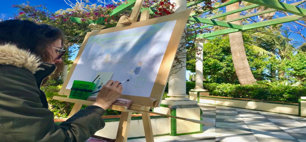 El plazo de inscripción del XXIII Concurso de Pintura Rápida permanecerá abierto hasta el 22 de abril