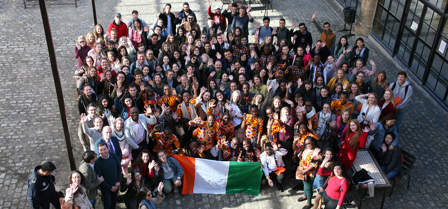 UCA welcomes 416 Erasmus students and visitors for its second academic semester