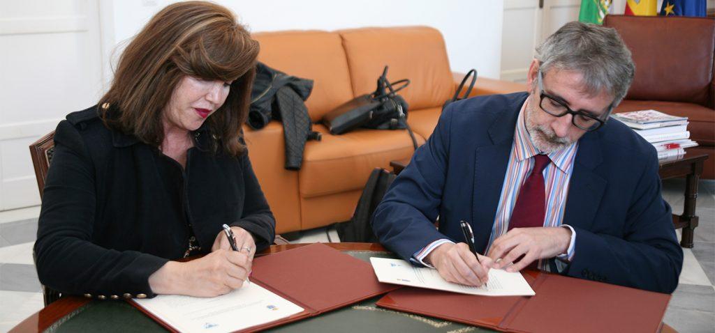 UCA y ATA-Sylvia Rivera firman un protocolo general de colaboración para contribuir a su inclusión social, educativa y laboral