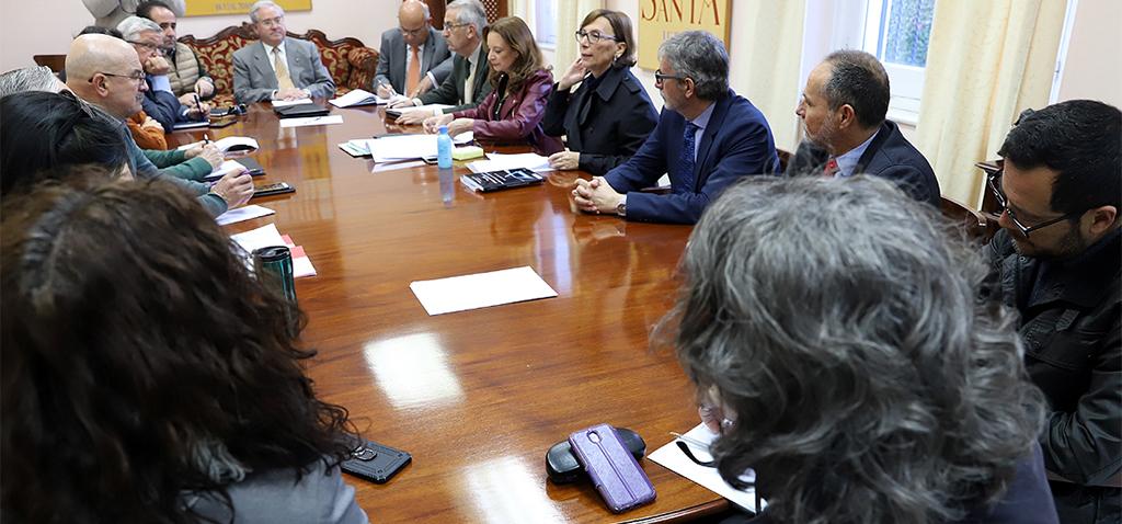 La UCA, presente en el Pleno del Consejo Social de Jerez