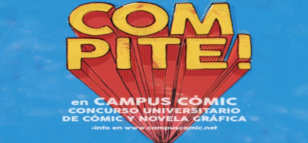 Abierto el plazo del IV Concurso Universitario de Cómic y Novela Gráfica