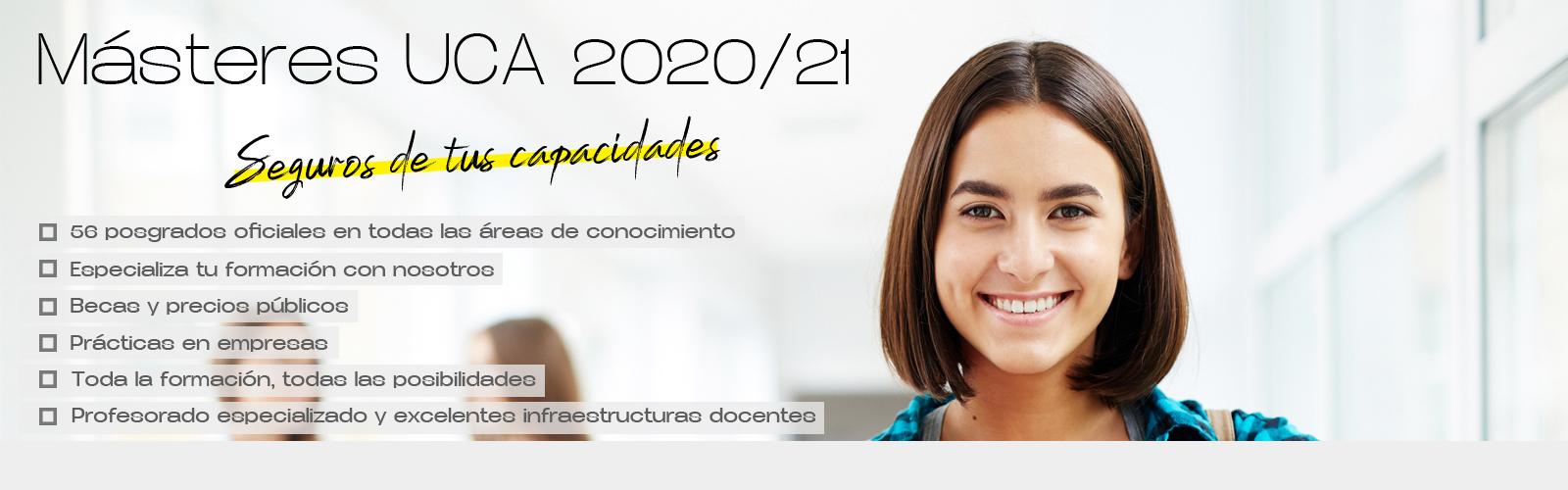 IMG Másteres UCA 2020/21