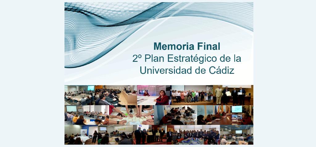 El II PEUCA presenta su Memoria final de Balance en el primer trimestre de 2020