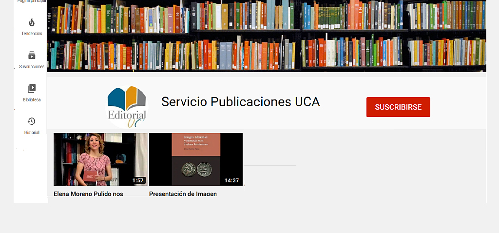 El Día del Libro 2020, Editorial UCA realiza presentaciones 'online' de sus libros publicados