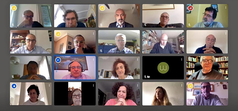La UCA participa en la reunión por videoconferencia de las Universidades Europeas con el Ministerio de Universidades