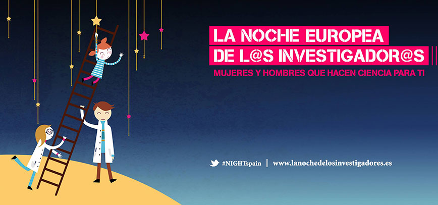 La UCA celebrará la 'Noche Europea de los Investigadores' el próximo 27 de noviembre en Jerez