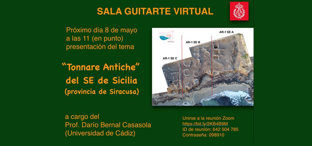 Videoconferencia de presentación del proyecto hispano-italiano 'ARCHEOFISH'