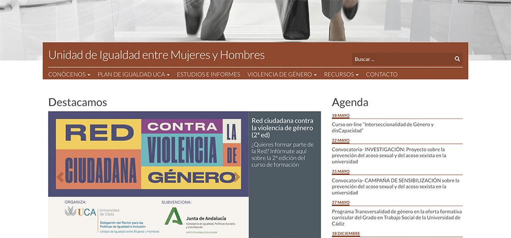 Abierto plazo para realizar una campaña de sensibilización para la prevención del acoso sexual y del acoso sexista