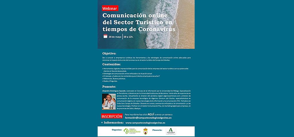 Fundación Campus Tecnológico y Mancomunidad ofrecen un 'webinar' de estrategias de comunicación en tiempos de crisis