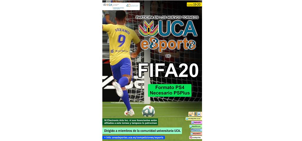 Torneos UCA eSports de FIFA 20