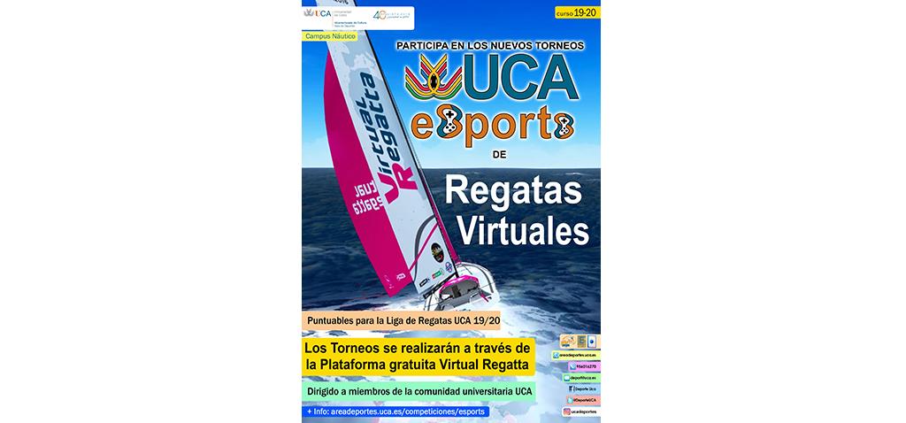 Torneos UCA eSports de Regatas Virtuales