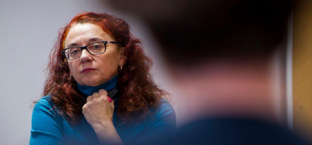 La periodista Patricia Godes protagonizará mañana un encuentro virtual de Tutores del Rock