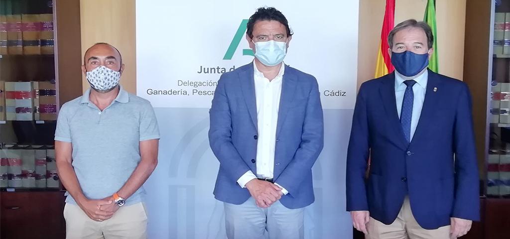 Chamorro y Benavente presidirán los parques naturales de 'La Breña y Marismas de Barbate' y 'Bahía de Cádiz'
