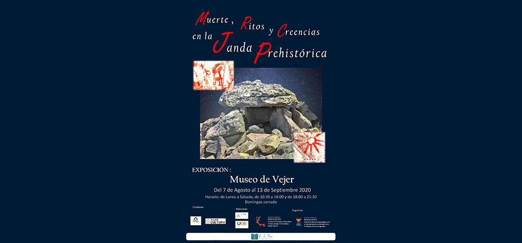 Investigadores de la UCA presentan la exposición 'Muerte, Ritos y Creencias en la Janda Prehistórica'